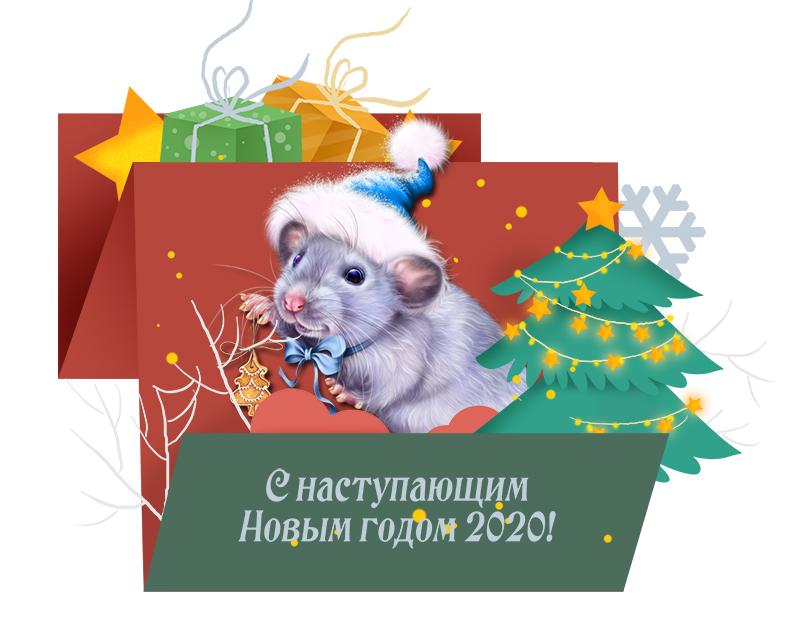 мышка 2020